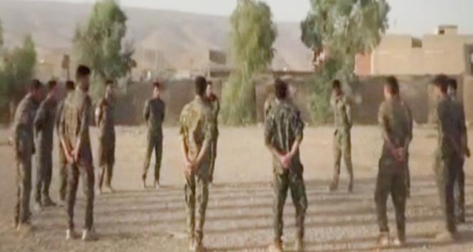 İşte Sincar'daki PKK üsleri