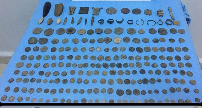 Lidyalılar döneminde basılan para, operasyonla ele geçirildi