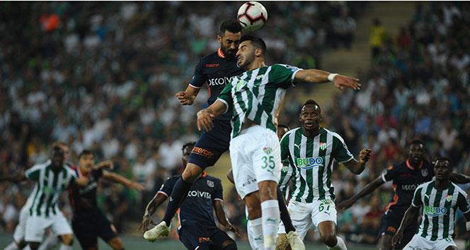ÖZET İZLE: Bursa 0-0 Başakşehir Maç Özeti İzle   Bursa Başakşehir Kaç Kaç Bitti?