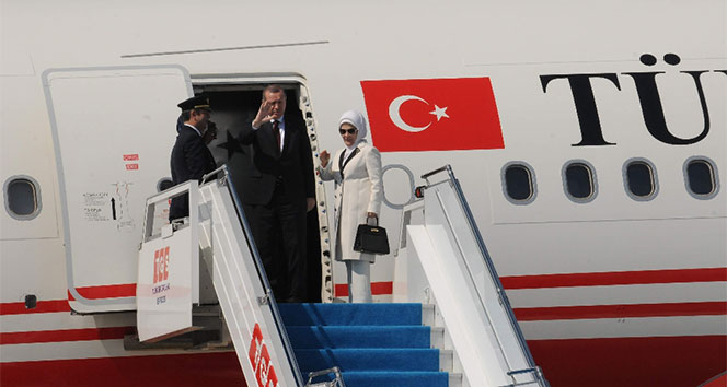 Cumhurbaşkanı Erdoğan ABD'ye gidiyor !