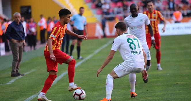 ÖZET İZLE   Kayserispor 0-2 Konyaspor özet izle goller izle   Kayserispor - Konyaspor kaç kaç?