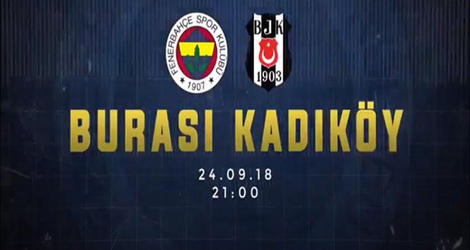 Fenerbahçe'den dev derbi öncesi Beşiktaş'a mesaj