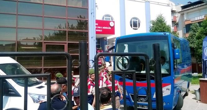 Askeriye öğrenci yerleştiren FETÖ'cüye 8 yıl hapis cezası