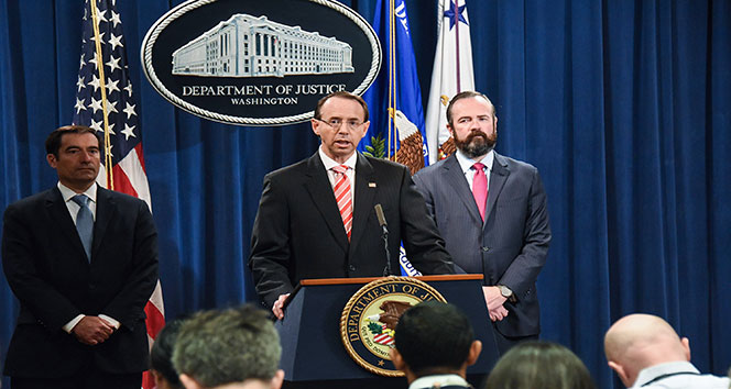 ABD Adalet Bakanı Yardımcısının istifasını sunduğu iddiası