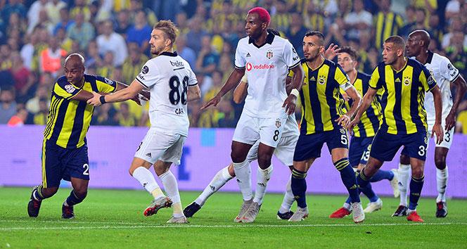 ÖZET İZLE: Fenerbahçe 1-1 Beşiktaş Maç Özeti Ve Golleri İzle   FB BJK Kaç Kaç Bitti?