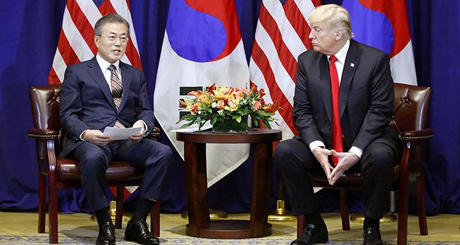 Trump, Kim Jong-un ile yakında görüşeceğini açıkladı