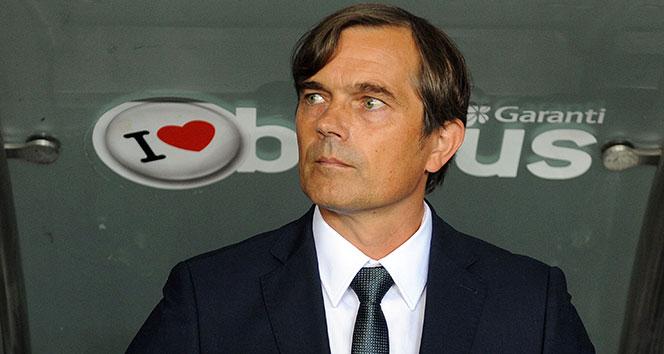 Phillip Cocu: 'Bugünkü futbol, gelecek için umut verdi'