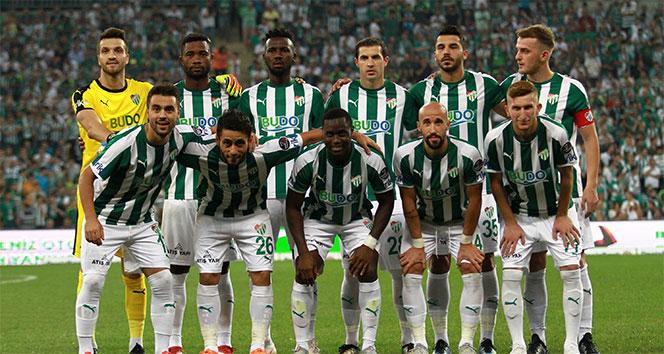 Bursaspor gol yollarındaki sıkıntıya çözüm arıyor