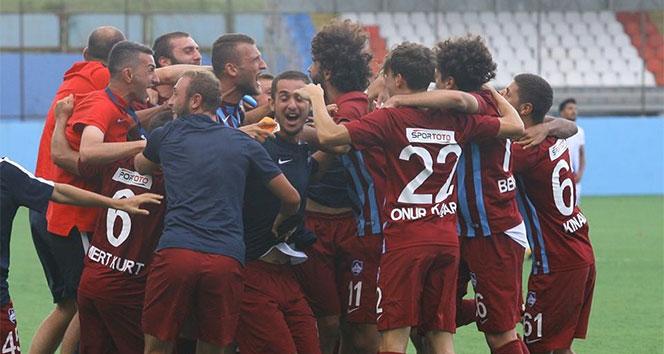 1461 Trabzon: 5 - Tuzlaspor: 4