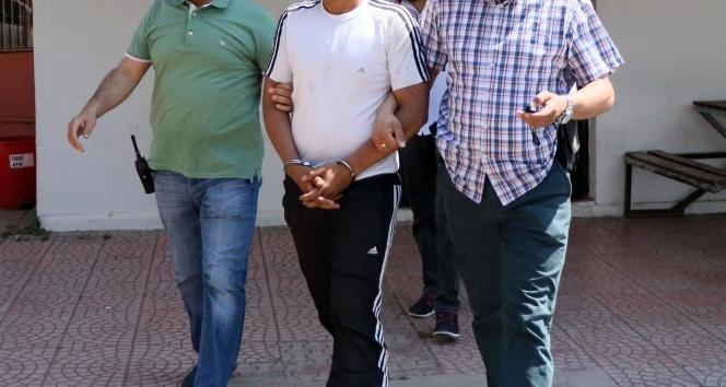Tinerle adam öldürme cinayetinde 2 kişi tutuklandı