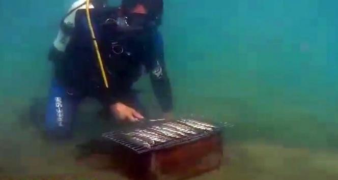 Van Gölü'nün derinliklerinde mangal ve semaver çayı keyfi