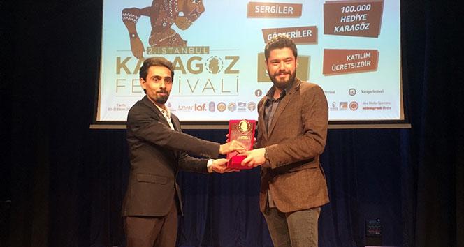 2'nci İstanbul Karagöz Festivali'nde ödüller sahiplerini buldu