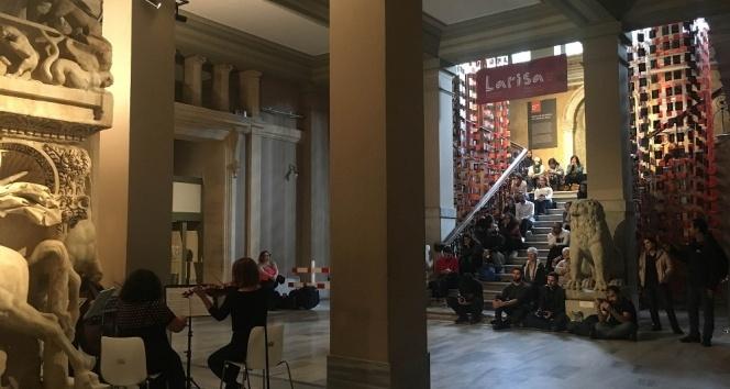 Müzelerde senfonik ezgiler