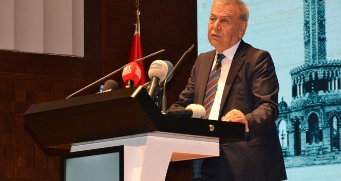 İzmir Büyükşehir Belediye Başkanı Kocaoğlu: 'Siyaseti bırakıyorum, partiyi bırakmıyorum'