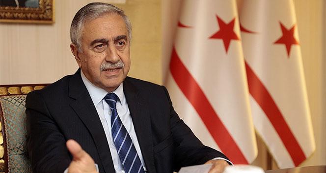 KKTC Cumhurbaşkanı Akıncı, BM Temsilcisi Spehar ile görüştü