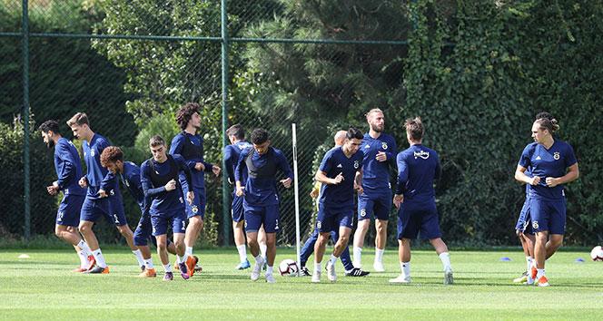 Fenerbahçe, Sivasspor maçı hazırlıklarını sürdürüyor!