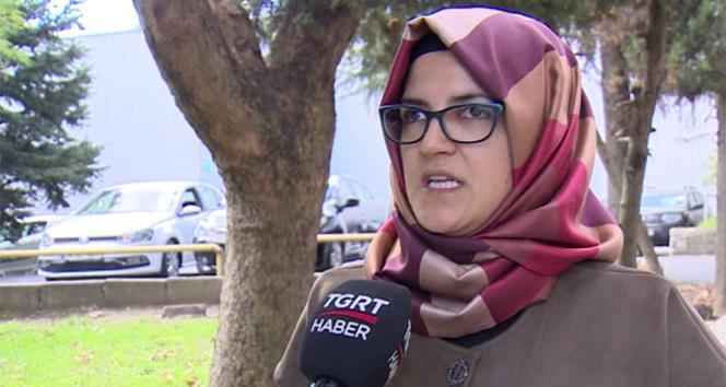 Cemal Kaşıkçı'nın nişanlısı: Türk hükümetine güveniyorum
