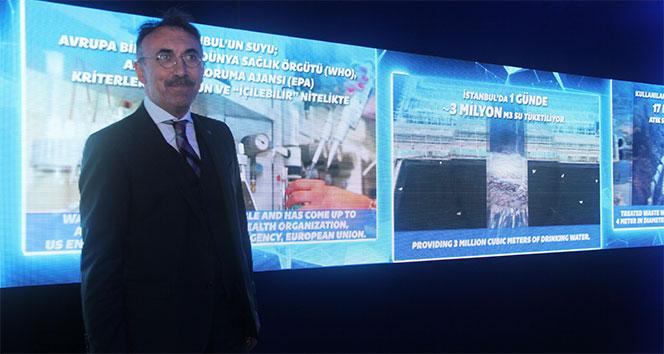 İSKİ Genel Müdürü Fatih Turan : 'İstanbul'da önümüzdeki yıl da bir su sorunu yoktur'