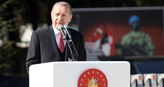 Cumhurbaşkanı Erdoğan: 'Yalan olur da böylesi de olur mu?'