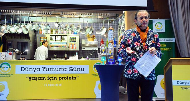 Dünya Yumurta Günü 'yaşam için protein' teması ile kutlandı
