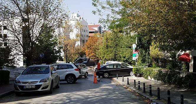 İran'ın Ankara Büyükelçiliğinin bulunduğu sokakta bomba ihbarı