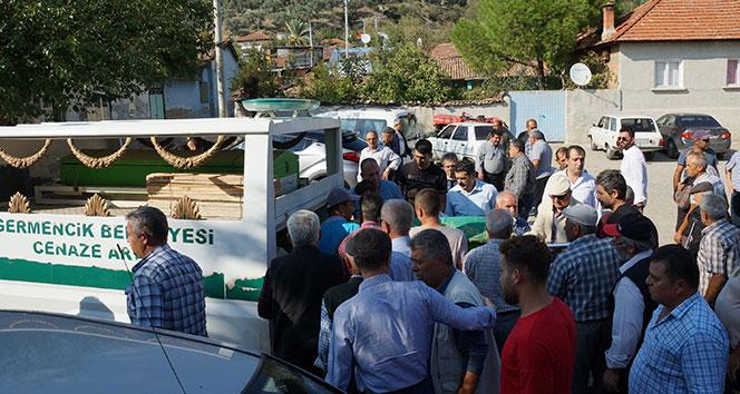 Aydın'da devenin öldürdüğü adam toprağa verildi