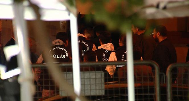 Türk polisi Suudi Başkonsolosluğu'nda