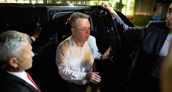 Brunson'ın Avukatı Halavurt: 'Müvekkilim Türkiye'ye geri dönebilir'
