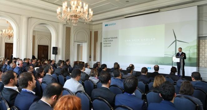 Yenilenebilir enerji sektörünün paydaşları İstanbul'da buluştu