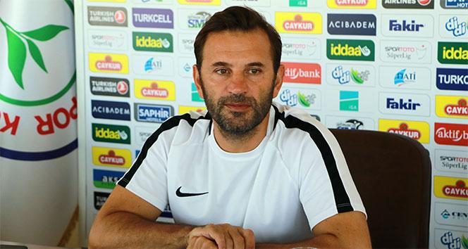 Okan Buruk: 'Bu dönemde oynadığımız bütün maçlar final maçları'