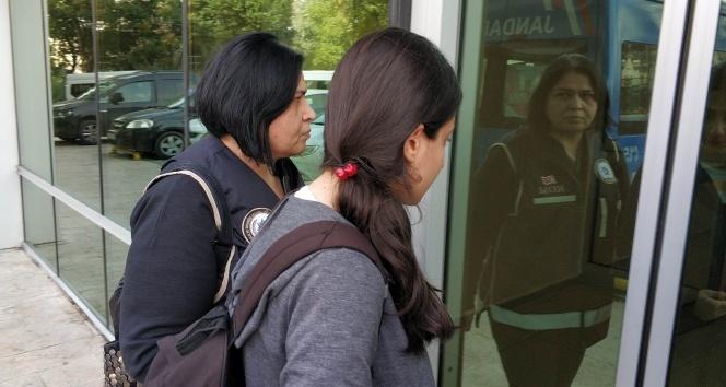 İstanbul'da FETÖ'den aranıp Samsun'da yakalanan kadın tutuklandı