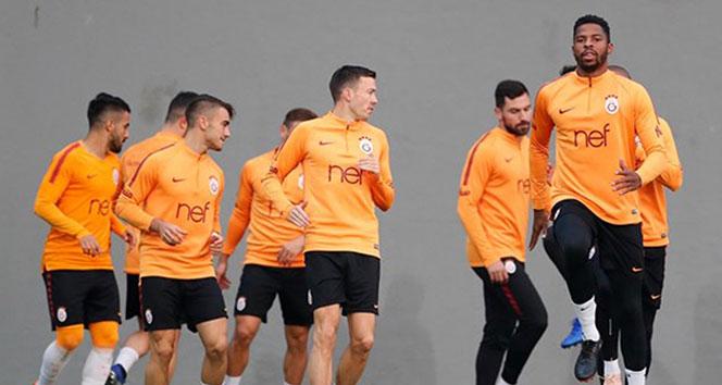 Galatasaray Bursaspor maçı için kampa girdi