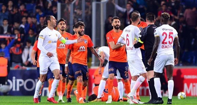 Medipol Başakşehir ile Kayserispor 19. randevuda