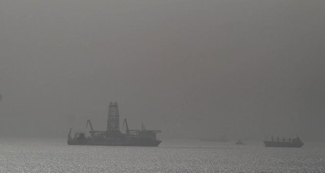 Antalya'da toz bulutu etkisini sürdürüyor