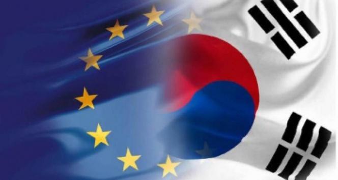 AB ile Güney Kore arasında dostluk pekiştirildi