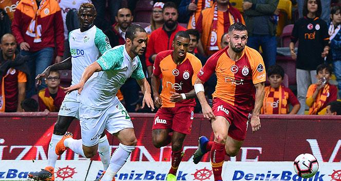 ÖZET İZLE | Galatasaray 1-1 Bursaspor özet izle goller izle | Galatasaray - Bursaspor kaç kaç? Galatasaray özet izle