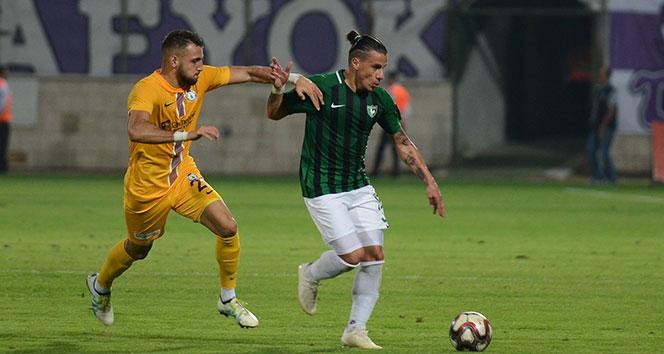 Denizlispor, 3 puanı 3 golle aldı