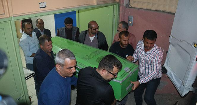 Anneleri tarafından öldürülen çocukları cenazeleri ailesine teslim edildi
