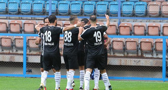 Altay deplasmanda 4 golle kazandı