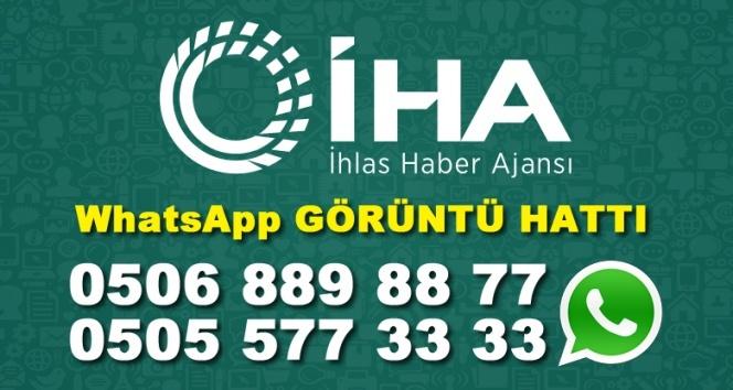 İhlas Haber Ajansı WhatsApp görüntü hattı l İHA WhatsApp hattı