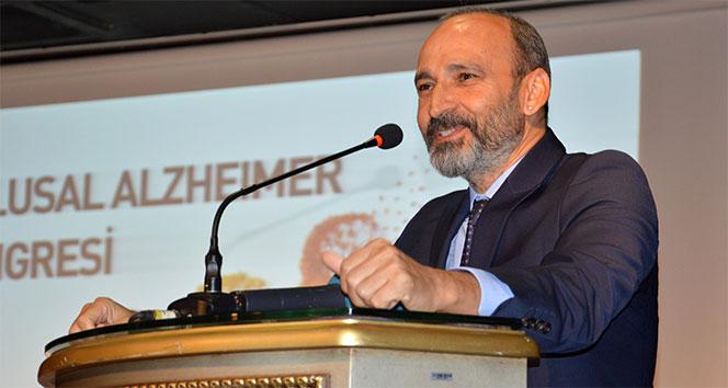 Prof. Dr. Mehmet Ünal: 'Alzheimer 65 yaşın üzerinde yüzde 5- 11 arasında görülüyor'