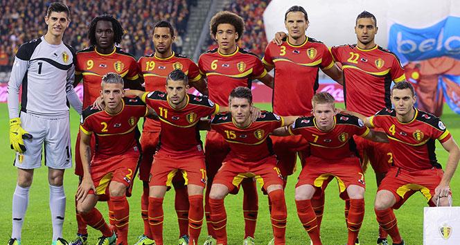 FIFA dünya sıralamasında Belçika zirvede