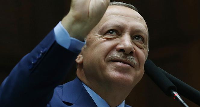 Cumhurbaşkanı Erdoğan şampiyon sporcuyu kutladı