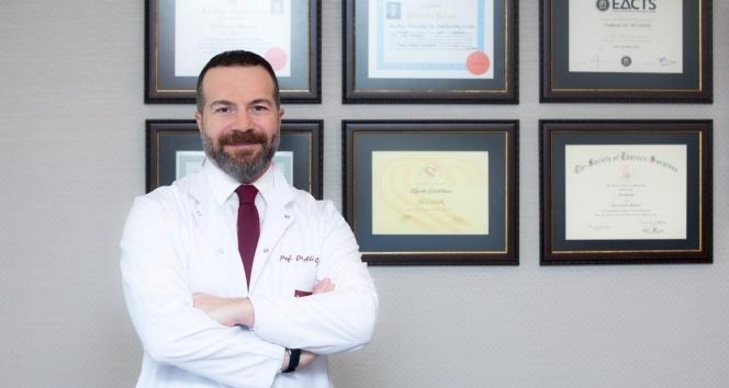 'Minimal invaziv koroner cerrahisi için artık endişe etmenize gerek yok'
