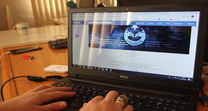 PKK destekçisi ve Türkiye düşmanı 700'den fazla siteye hacker şoku