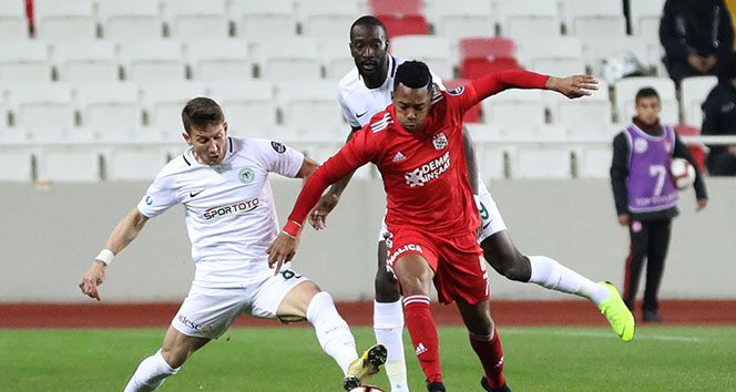 ÖZET İZLE | Sivasspor 0-0 Konyaspor özet İZLE | Sivasspor - Konyaspor  KAÇ KAÇ?