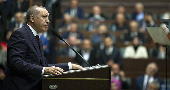 Cumhurbaşkanı Erdoğan: 'Bizim Suriye'de işgal diye bir derdimiz yok'