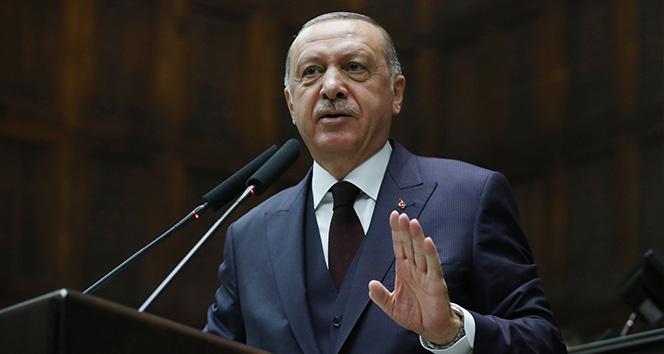 Cumhurbaşkanı Erdoğan Avrupa Birliği'ne resti çekti!