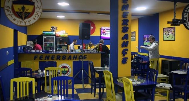 Makedonya'da Fenerbahçe aşkı