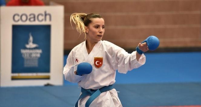 Dünya Karate Şampiyonası'nda Serap Özçelik Arapoğlu finalde